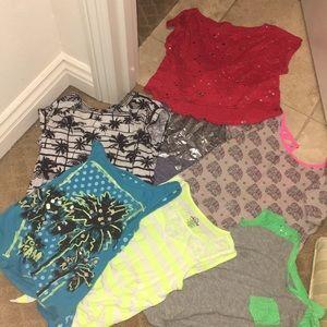 Size 12 girls clothing bundle !!!!